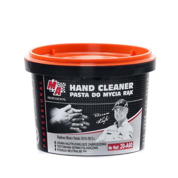 Препарат за измиване на ръцете MA PROFESSIONAL 20-A60 експертни познания