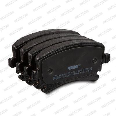 Bremsklötze FERODO FDB1408 Erfahrung