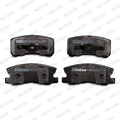 Pastillas de Freno & Juego de Pastillas de Freno FERODO FDB1604 5016687325379