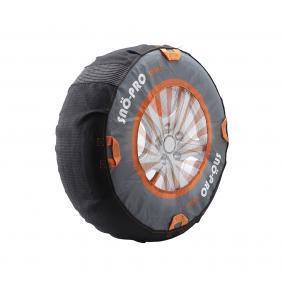 Kit de sac de pneu Dimensions du pneu: 155/60-R12, 145/80-R13, 165/70-R13, 175/65-R13, 185/60-R13, 145/70-R14, 155/65-R14, 165/60-R14, 185/55-R14, 195/40-R16 103