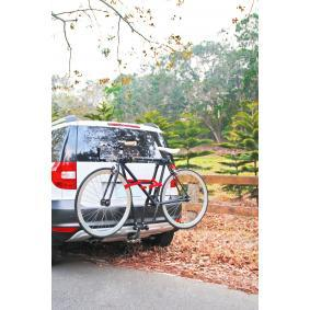 Rear mounted bike rack 1002