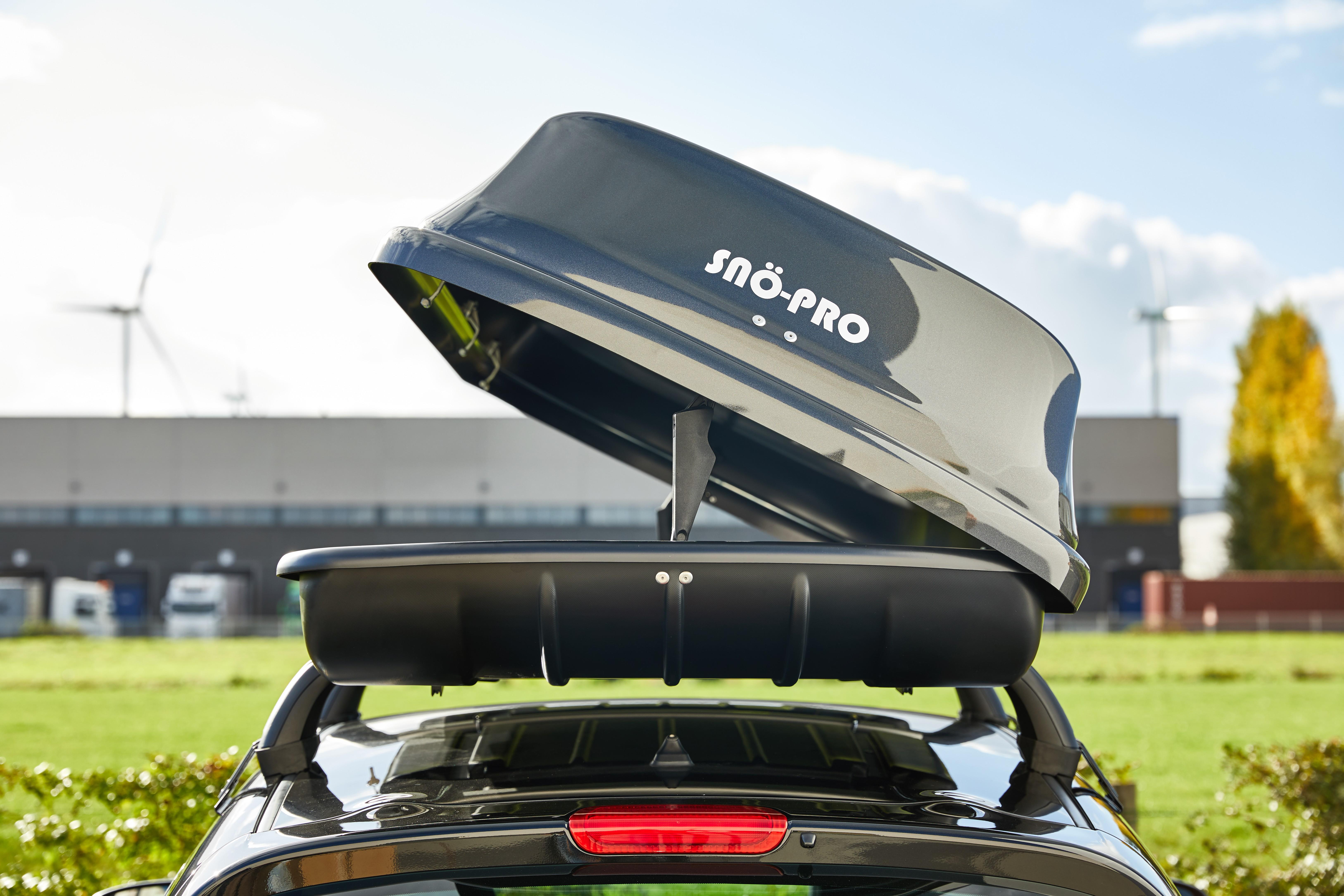 Roof box SNO-PRO 217 expert knowledge