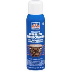 Undercoating PERMATEX 60-016 for car (Spraycan, Weight: 454g)