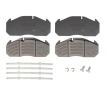 OEM Комплект спирачно феродо, дискови спирачки DB 2903082 от DANBLOCK