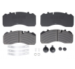 OEM Brake Pad Set, disc brake DB 2909482 from DANBLOCK