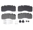 OEM Brake Pad Set, disc brake DB 2909482 from DANBLOCK
