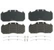 OEM Brake Pad Set, disc brake DB 2913182 from DANBLOCK