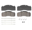 OEM Brake Pad Set, disc brake DB 2912582 from DANBLOCK