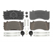OEM Brake Pad Set, disc brake DB 2914882 from DANBLOCK