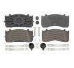 OEM Brake Pad Set, disc brake DB 2914882 from DANBLOCK