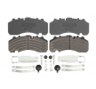 OEM Brake Pad Set, disc brake DB 2916782 from DANBLOCK