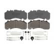OEM Brake Pad Set, disc brake DB 2916782 from DANBLOCK