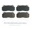 OEM Brake Pad Set, disc brake DB 2909082 from DANBLOCK