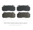 OEM Brake Pad Set, disc brake DB 2909082 from DANBLOCK