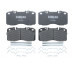 OEM Brake Pad Set, disc brake DB 2912282 from DANBLOCK