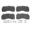 OEM Brake Pad Set, disc brake DB 2918182 from DANBLOCK