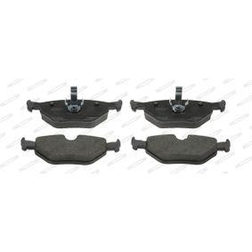 Bremsbelagsatz, Scheibenbremse Höhe 1: 45mm, Dicke/Stärke: 16,1mm mit OEM-Nummer SFP000380
