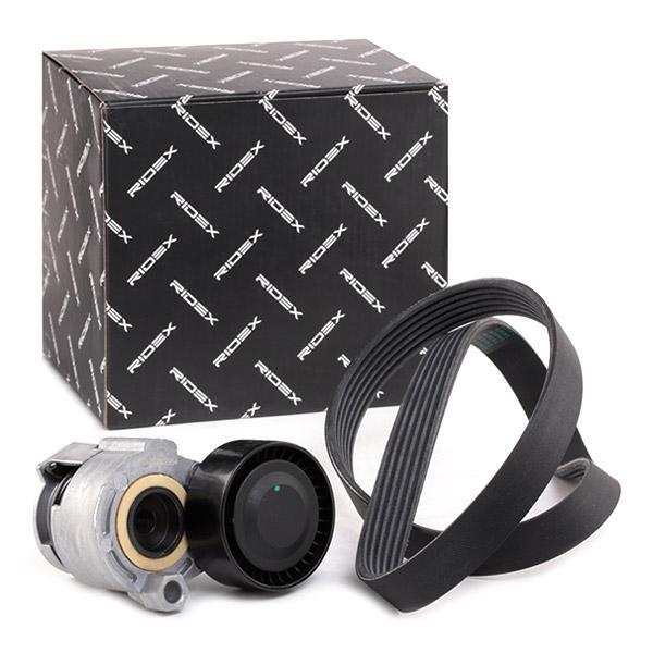 V-Ribbed Belt Set RIDEX 542R0170 expert knowledge