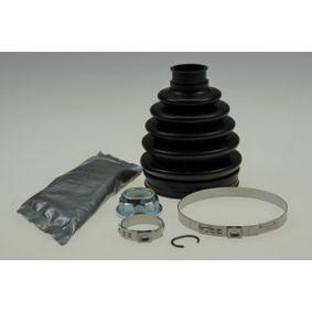 SPIDAN  36461 Bellow Set, drive shaft Height: 106mm, Inner Diameter 2: 26,5mm, Inner Diameter 2: 81mm