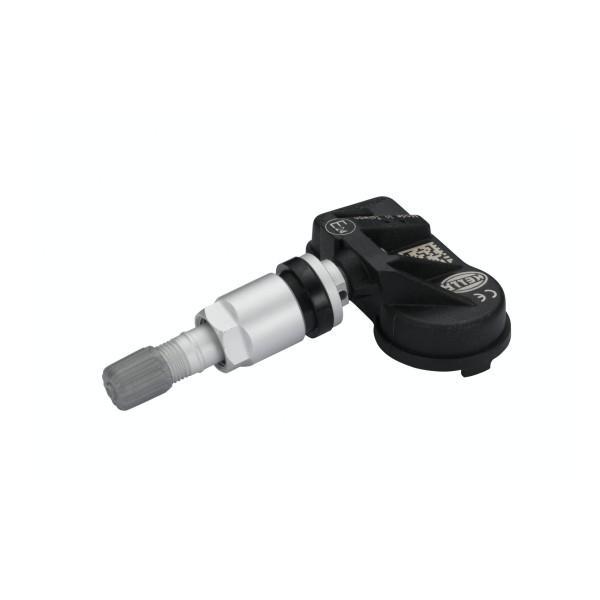 Sensore ruota, Press. gonf. pneumatici-Sistema controllo HELLA 6PP 358 139-191 valutazione