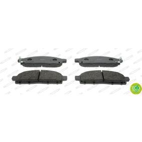 Kit pastiglie freno, Freno a disco FDB4023 Pajero Sport 1 SUV (K7_, K9_) 3.2 TDi ac 2019