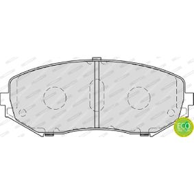 Bremsbelagsatz, Scheibenbremse Art. Nr. FDB4060 120,00€