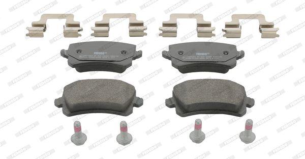 Bremsbeläge FDB4192 FERODO 24483 in Original Qualität