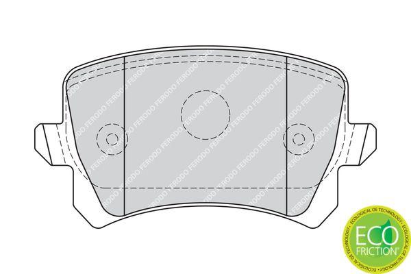 Bremsbelagsatz FERODO FDB4192 Bewertung