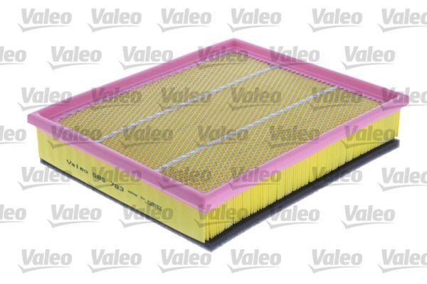 Luftfilter VALEO 585783 Bewertung