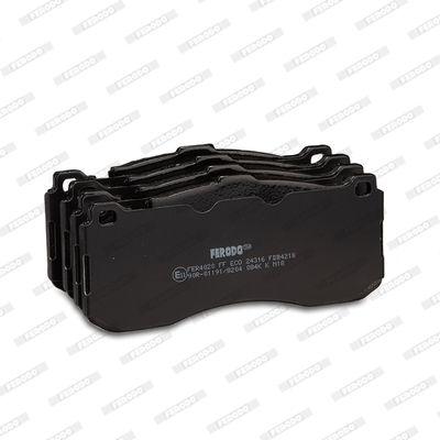Bremsklötze FERODO FDB4218 Erfahrung