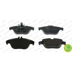 Bremsbelagsatz, Scheibenbremse Art. Nr. FDB4220 120,00€