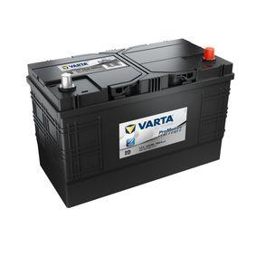 VARTA Nutzfahrzeugbatterien 120Ah, 12V, 780A, B00, HEAVY DUTY [erhöhte Zyklen- und Rüttelfestigkeit]