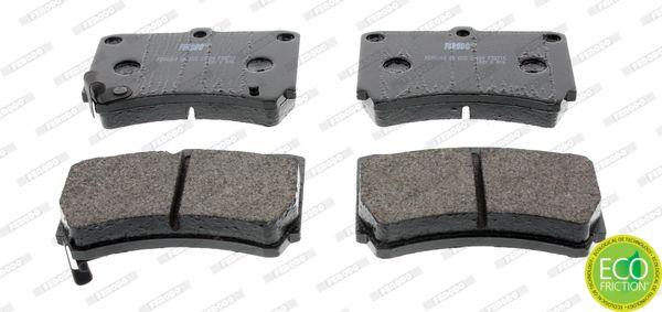 Bremsbeläge FDB715 FERODO 21654 in Original Qualität