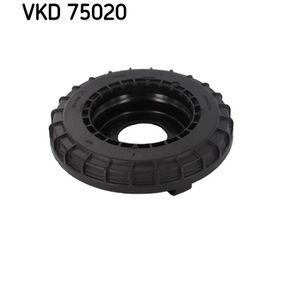 Honda Civic 8 2.2 CTDi (FK3) Domlager und Wälzlager SKF VKD 75020 (2.2 CTDi (FK3) Diesel 2009 N22A2)