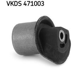 Achskörper VKDS 471003 Golf 4 Cabrio (1E7) 1.6 Bj 2000