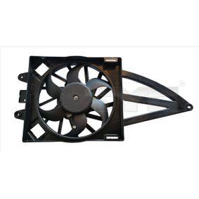Fan, radiator 809-0020 PANDA (169) 1.2 MY 2017