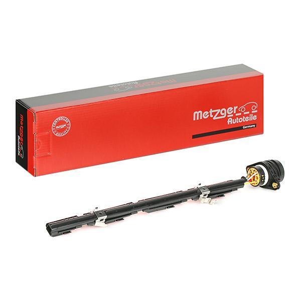 Anschlussleitung, Einspritzventil 2324050 METZGER 2324050 in Original Qualität