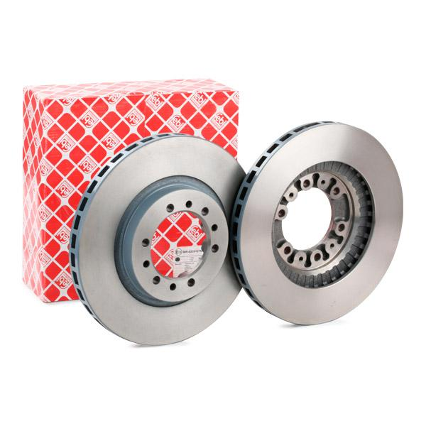 Brake Discs 108415 FEBI BILSTEIN 108415 original quality