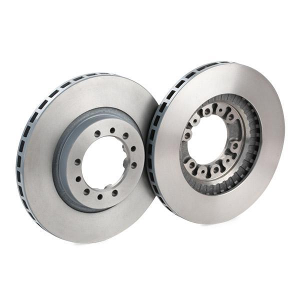 Brake Rotors FEBI BILSTEIN 108415 rating