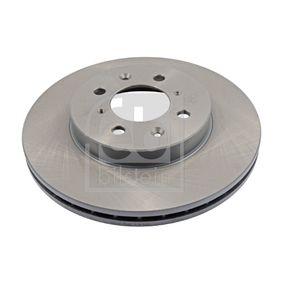 Bremsscheibe Bremsscheibendicke: 21mm, Ø: 262,0mm mit OEM-Nummer 45251-TAR-G00