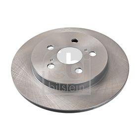 Bremsscheibe Bremsscheibendicke: 9mm, Ø: 259,0mm mit OEM-Nummer 42431-12310