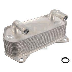 Маслен радиатор, двигателно масло 108950 Golf 5 (1K1) 1.9 TDI Г.П. 2008