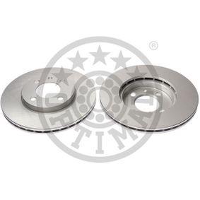 Bremsscheibe Bremsscheibendicke: 20mm, Ø: 256mm mit OEM-Nummer 6N0615301D
