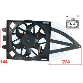 Fan, radiator 352003 PANDA (169) 1.2 MY 2011