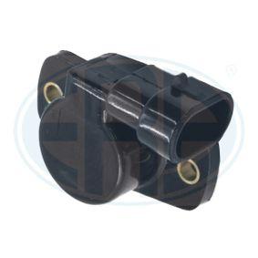 Sensor, throttle position 551398A PANDA (169) 1.2 MY 2009
