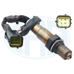 Lambdasonde Kabellänge: 280mm mit OEM-Nummer 3921023710