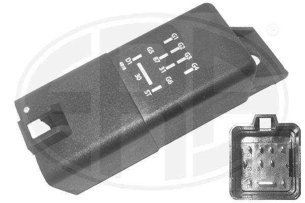 ERA  661330 Steuergerät, Glühzeit Spannung: 12V, Anschlussanzahl: 9