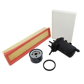 Filter Set with OEM Number 16400BC40A