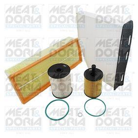 Filter Set with OEM Number 071 115 466