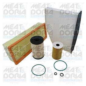 Filter Set with OEM Number 03L115466